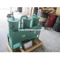 Portable Oil Filter, Used Oil Cleaning, Oil Purifier Machine JL-50(3000LPH) Manufactures