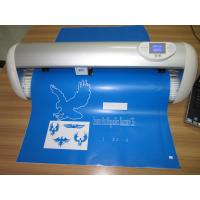 China Creation Pcut CT630H  vinyl cutter plotter with laser point and contour cutting function on sale