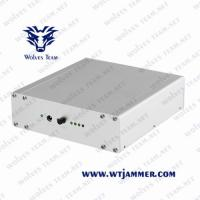 Indoor Jamming Range 100m 3G 4G GSM GPS WiFi Cell Phone Jammer Manufactures