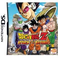 Dragon Ball Z Attack of the Saiyans ds game for DS/DSI/DSXL/3DS Game Console