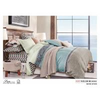 Washable Cotton Clearance Bedroom Bedding Sets Plain Dyed Queen Size 4 Piece Manufactures