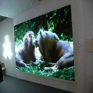 led full color indoor led video display, slim rental aluminum cabinet LED display panel Manufactures