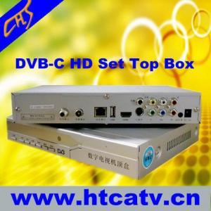 DVB-C MPEG-4/H.264 HD Set Top Box Manufactures