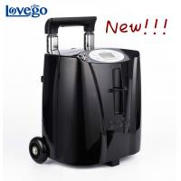 14 hours battery time Lovego newest portable oxygen concentrator with 7 liters oxygen capacity Manufactures