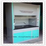 Anti High Temperature FRP Fume Hood Cupboard In Mine Laboratory Manufactures