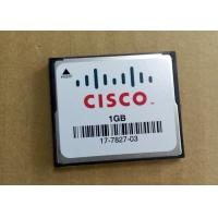 China 1GB Compact Flash Memory Card High Speed Accessed CF LED Blinks Cisco Brand on sale