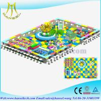 China Hansel 2017 amusement equipement indoor soft play equipment on sale