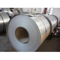 1219mm 1500mm width stainless steel coils 8K PVC coated surface 321 SS  coil Manufactures