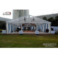 2000 Guests Transparent Aluminum Frame Party Tent Structure For Event