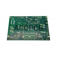 China Quick Turn Electronic PCB Board Halogen Free High TG Material Micro Section on sale