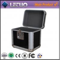 Aluminum china wholesale portable cd carrying case instrument flight case To Fit 80 CD