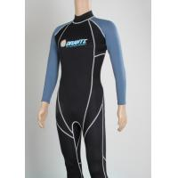 China Triathlon CR Neoperente Scuba Diving Suits Body Protection For Water Sport on sale