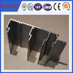 HOT! Economical partition walls aluminium partition section, aluminum frame for glasses Manufactures