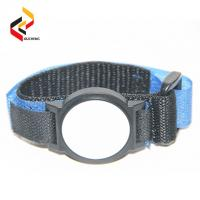 Buy cheap Payment wristbands Waterproof RFID Silicone Reusable Wristbands 13.56MHz NFC from wholesalers