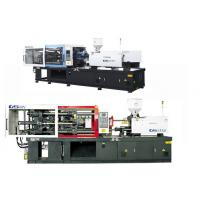 Quality Mini Plastic Variable Pump Injection Molding Machine 100g/S Injection Rate for sale