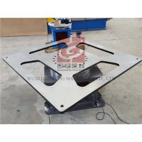 Robotic Turntable, Robotic Welding Positioner, Single Axis Turn Table Manufactures