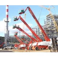 Quality Telescopic Boom Lift with Lifting Height 38.5m,Capacity 250kg(GTBZ36) for sale