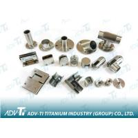 Ti-6Al-4V High strength Titanium Precision Parts Titanium turned parts Manufactures