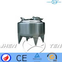 Buy Protec Jacketed Autoclave High Pressure Reaction Vessel Pump For Juice Manufactures