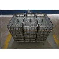 GX40NiCr35-25 Material Basket with Base Trays & Pillars for Heat-treatment Furnaces EB3135 Manufactures