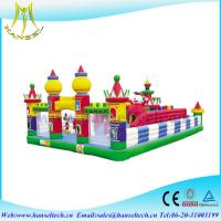 Hansel perfect PVC children play sets for sale amusement equipment Manufactures