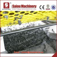 double shaft tyre shredding machine Manufactures