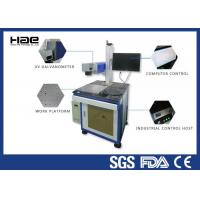 China MAC UV Laser Engraving Machine For Metal / Jewellery , CE Approved on sale