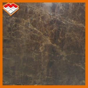 Natural Spain Dark Emperador Marble Stone Tile Slab For Countertop Manufactures