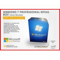 Windows 7 Pro Retail Box windows 7 professional 64 bit full version with product key Softwares Manufactures