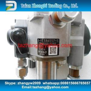 Denso original fuel pump 294000-1191/294000-0571 for 4HK1 8973865575/ 8-97386557-5 Manufactures