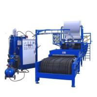 Low Noise PU Roll Foaming Machine , Metal Roof Panel Cold Roll Forming Machine Manufactures