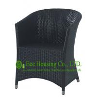 China 62*69*80cm Mordern Outdoor PE Rattan Chairs For Beach Hote Projects, Rattan Wicker Chairs on sale