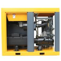 High Quality ISO&CE Certified 45KW,60HP Screw Air Compressor Oil Free Noiseless Sale to USA Manufactures
