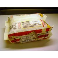 China Brown Paper Back - Side Food Vacuum Seal Bags Laminated With Colorful Printing on sale