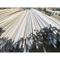 Buy cheap EN10216-5 1.4301 1.4307 Stainless Steel Seamless Tube Pickled / Solid And from wholesalers