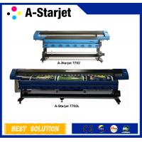 One Two Three Epson Dx7 Eco Solvent Printer With 1440 Dpi For Wall Paper Printing Manufactures