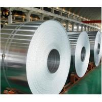Quality PE / PVDF Color Coated Aluminum Coil 900 - 1500mm Width Excellent Surface Flatness for sale