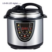 Digital Electric Pressure Cooker Multi Purpose Instant Hot Pot All In One Manufactures