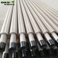 China High Efficiency Wedge Wire Filter , Multilayer Well Screen Pipe Custom Size on sale