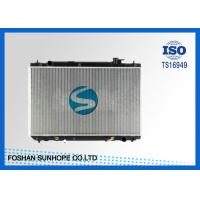 Buy cheap 10W/15W Toyota Car Radiator No Epoxy , Car Parts RadiatorMulti - Louvered Fins from wholesalers
