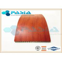Fire Proof Honeycomb Wall Panels With HPL High Pressure Laminate Partition Use Manufactures