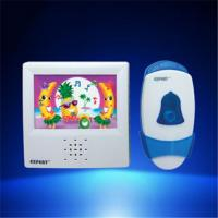 China Plug-in Wireless Door Chime, not only a door chime, can be also used as a night light on sale