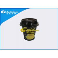 High End Deluxe Plastic Yogurt Cups With Inmold Label Or Shrink Sleeve for sale