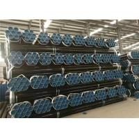 4, 8,10 12 EFW or LSAW ERW Steel Pipe with bevelled ends or plain ends or plastic caps Manufactures