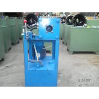 China Low Noise Hydraulic Hose Crimper / Metal Band Sawing Machine on sale