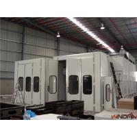High Efficiency Filter  Industrial Spray Booths 50000m3/h ISO 9001 Manufactures