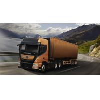 China Dongfeng Used Cargo Truck ISZ480 50 Engine For Heavy Duty Long Haulage Transportation on sale