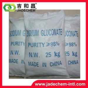 China Sodium gluconate industry grade 527-07-1 on sale