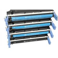 641A C9720A HP Color Toner Cartridges Used For HP LaserJet 4600 4650 Manufactures