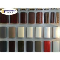 Antirust Aluminum Door Profile ,Roller Shutter Aluminum Door Frame Profile